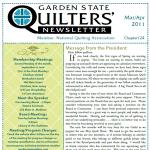 Newsletter (PDF link)